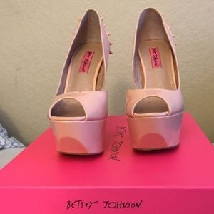 Betsy Johnson heels